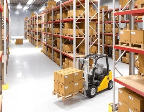 Pallet Tracking - Wireless Links