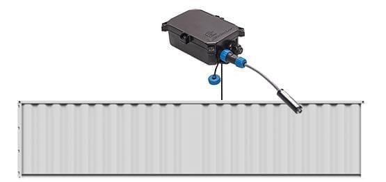 temperature monitoring devices for shipping
