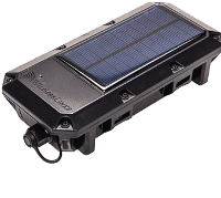 solar powered asset tracking hardware