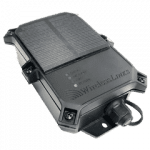 Portable telematics vehicle tracking device